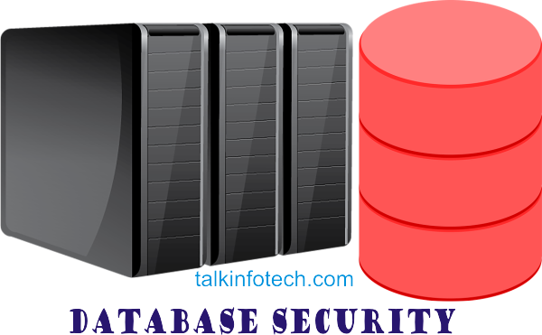 securing a database