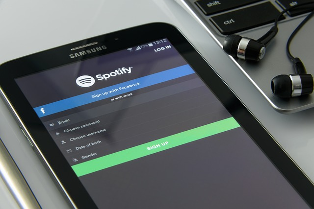 how to delete a spotify account image