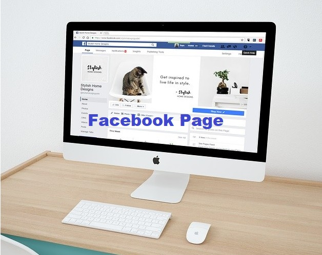how to delete a page on facebook image